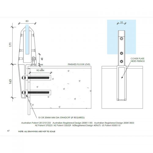 Glass Vice SS316 – ARCHITECTURAL VICE