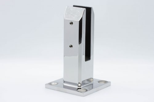 MADRID – SS2205 SQUARE Spigot with Base Plate and domical cover