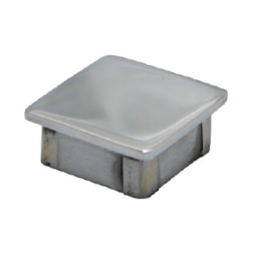 Modular 40mm Square – END CAP – SS316