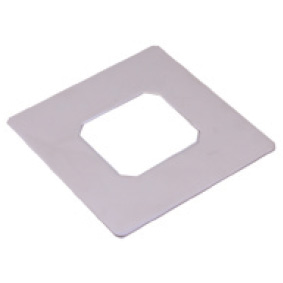 Modular 40mm Square – DRESS RING – SS316