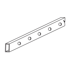 Six Star Tubular – Double Top Rail