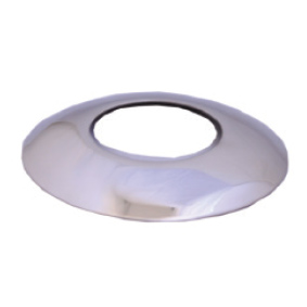 RIO – SS316 ROUND SLIMLINE Domical Cover for Base Plate/DOMED Dress Ring