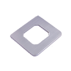 ULTRA – Anodised Aluminium SQUARE Dress Ring