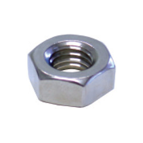 M10 – HEX NUT (SS316 – suits Glass Vice)