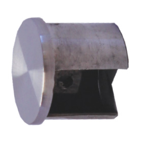 Summit Top Glaze - 38mm Dia - END CAP - SS316