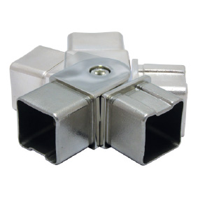 Modular 40mm Square – SWIVEL JOINER – SS316