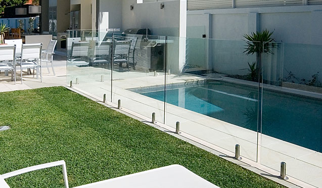 Pool Fencing Glass Range
