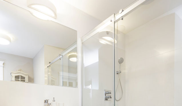 Purity Glass Shower Screen Range