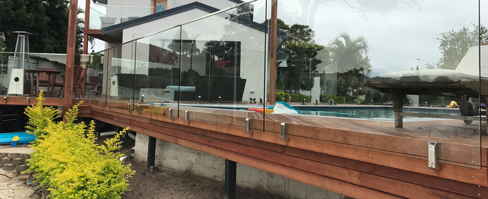 Glass Slippage And Precisely How Your Timber Deck May Be To Blame
