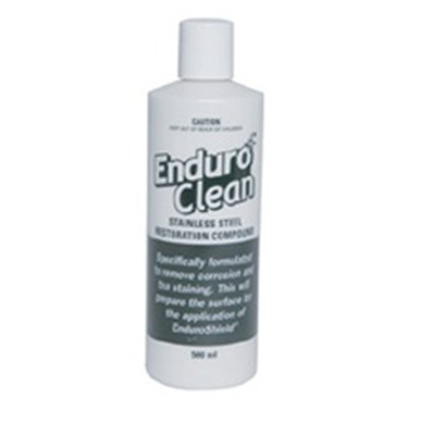EnduroClean stainless steel restoration compound 500ml