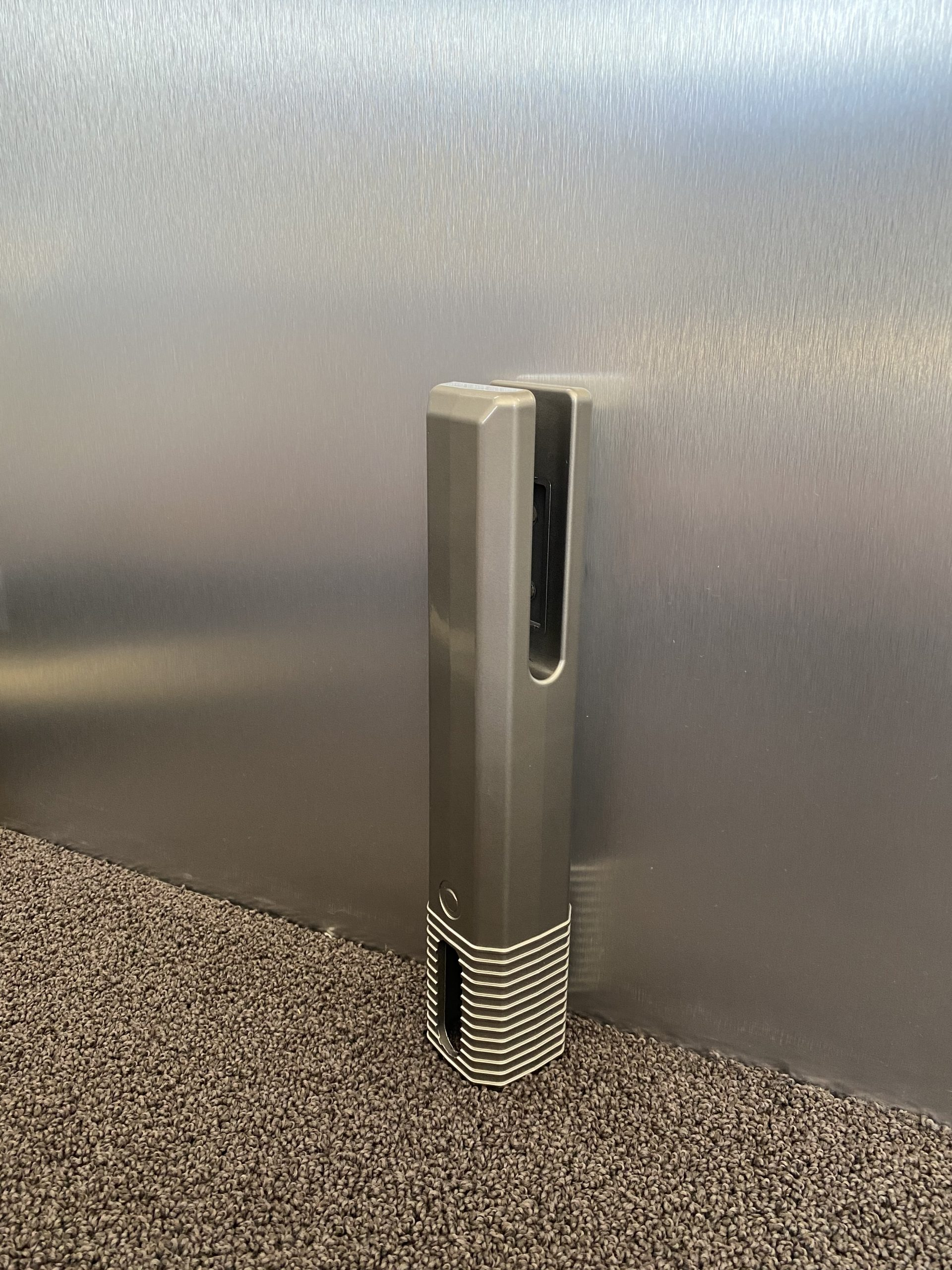 Polystainless Pool Fencing Spigot with Cover Plate