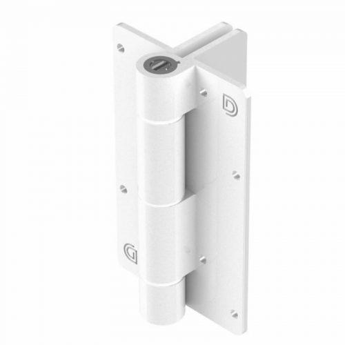 Kwik Fit® Aluminium hinge pair